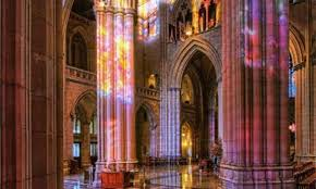 National Cathedral Interior Clearing Of The Nave Special Access At Washington National