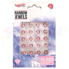 edible jewels rainbow dust jelly jewels partyanimalonline