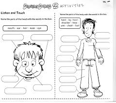 this esol worksheet is intended to familiarize the children with
