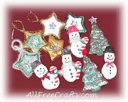microwave salt dough decorations