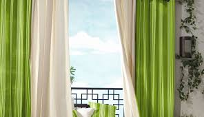 curtains green and cream curtains contemporary u201a ravishing green