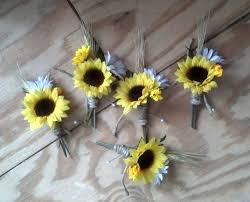 bridal party accessories grooms boutonniere groomsmen buttonholes