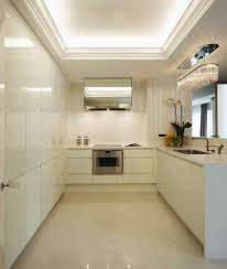Simple Kitchen With Practical Furniture  Decor Et Moi - Simple kitchen pictures