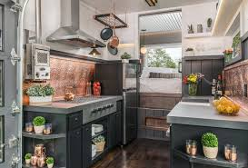 kitchen and bath design courses escher u0027 tiny house raises the bar for luxury small living curbed