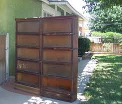 Macey Barrister Bookcase 5 Section Lawyer Bookcase For Sale Antique Barrister Lawyer