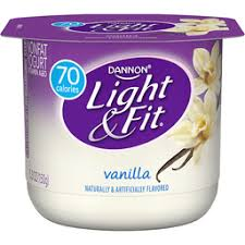 light and fit vanilla yogurt yogurt foodtown express of yonkers