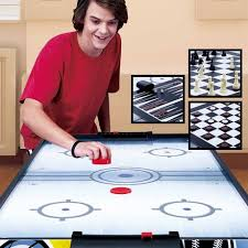medal sports game table medal sports 48 inch 13 in 1 combo game table walmart canada