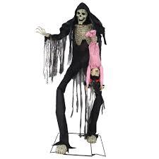 spirit halloween death row animatronics halloween animatronics animated props
