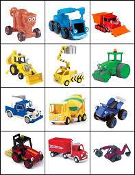 140 bob builder printables images bob