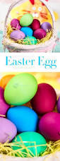 coloring easter eggs w rubber cement u0026 food coloring preserve