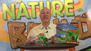 Backyard Safari Bug Vacuum Bug Vac Demo Youtube