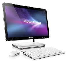 ordinateurs de bureau tout en un high tech lenovo ideacentre a310 un ordinateur de bureau tout en un