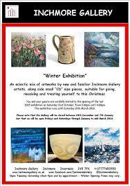 winter exhibition 2015 inchmore gallery