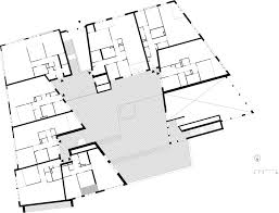 apartment building layout apartment building on the willem wilminkplein onix archdaily
