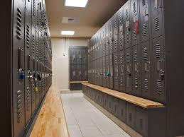 Locker Room Furniture Police Locker Room Storage