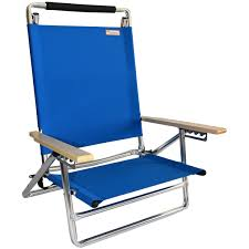 Rio 5 Position Backpack Chair 5 Position Layflat Foldflat Beach Chair Pacific Blue By Jgr Copa