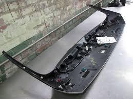 2015 lexus nx200t atomic silver rear deck lid liftgate spoiler atomic silver lexus nx200t nx300h