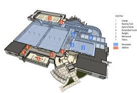 Recreation Center Floor Plan by Floor Plans