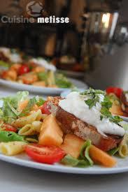cuisine metisse salade d été à la burrata crémeuse cuisine metisse