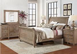 5 pc queen bedroom set summer grove gray 5 pc queen bedroom at rooms to go find queen