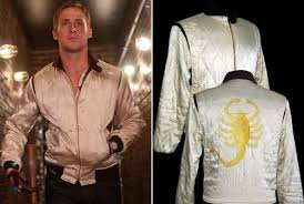drive jacket replica ryan gosling s drive jacket zimbio s thrill ride gift guide