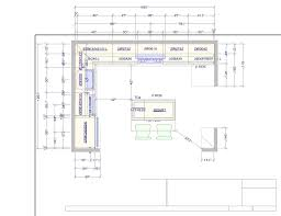 classic kitchen cabinet layout homedessign com