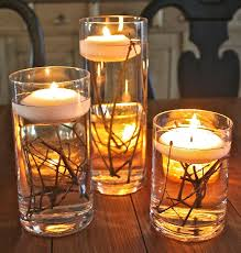 candle centerpiece floating candle centerpieces