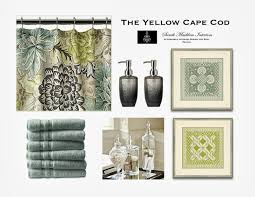 yellow cape cod custom designs