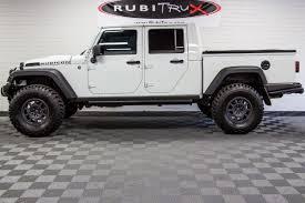 jeep rubicon white 2015 2015 6 4l hemi brute double cab conversion white