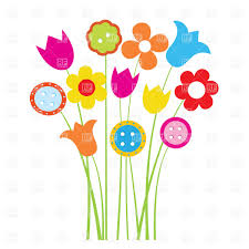 Image result for flower cartoon image
