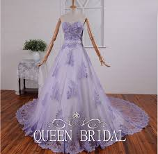 wedding dresses lavender lavender wedding gown