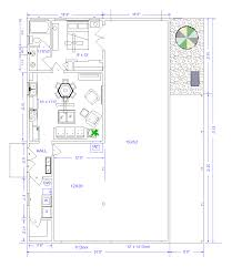 floor plans with inlaw quarters shop with living quarters would build this first on land and then