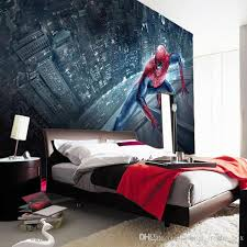 Spiderman Wallpaper For Bedroom Marvel Wallpaper For Bedroom Descargas Mundiales Com