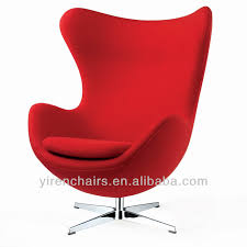 Ikea Swivel Egg Chair Decorating Excellent Red Egg Chair Ikea For Comfortable Interior