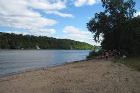 Minnesota beaches images River beaches are caught between minneapolis 39 conflicting views jpg