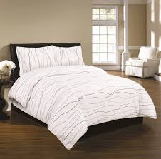 Flannel Duvet Covers Luxury 170 Gsm Dot Printed Flannel Duvet Cover Set At