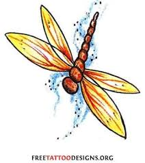 dragonfly tattoo design sample photos pictures and sketches