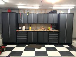 drop dead gorgeous garage cabinets your organizer for metal