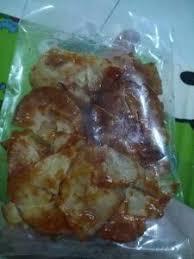 bumbu opak setan keripik singkong pedas 100 gram cemilan snack food