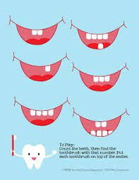 dental health lesson plan and craft dental health dental and