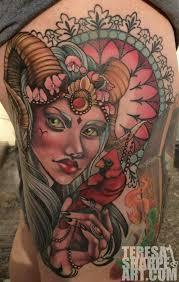 beautiful aries tattoo aries astrology pinterest aries
