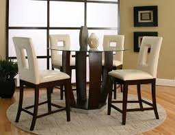 glass table and chairs for sale round glass table and chairs luxury kitchen fabulous white dining