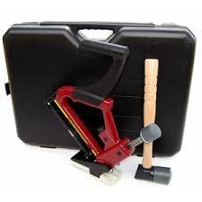 porta nails porta nailer pro kit 16 ga manual floor nailer