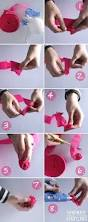 diy tissue paper roses tissue paper roses easy decorations and