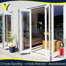 Sliding Glass Patio Doors Prices Folding Patio Doors Prices Frosted Glass Accordion Doors With
