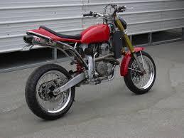 honda xr 650 custom xr650r based street tracker motard south bay riders