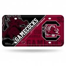 of south carolina alumni sticker customize south carolina gamecocks license plates by auto plates