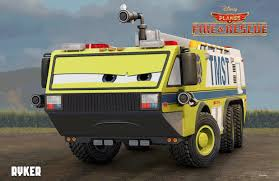characters planes fire rescue family