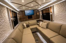 2014 prevost executive x3 45 s1 conversion 5443 featherlite