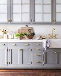 White And Gray Kitchen Cabinets Best 25 Blue Gray Kitchen Cabinets Ideas On Pinterest